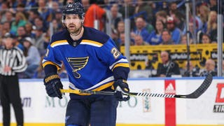 Patrik Berglund: 'Every single point now is huge for us'