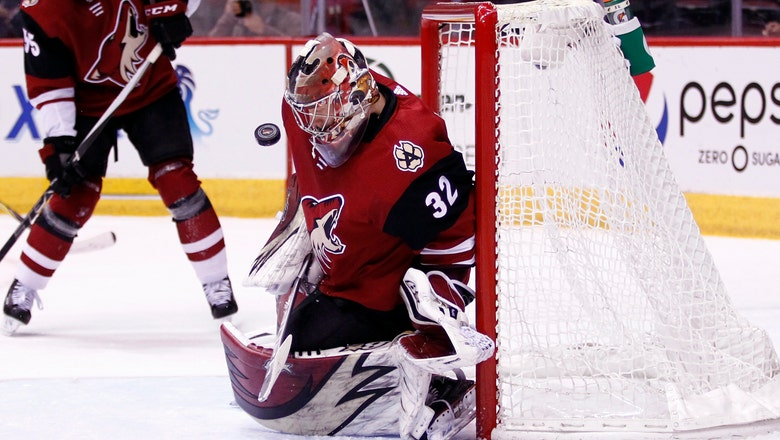 Coyotes falter late again, suffer 2nd straight loss