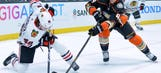 Ducks continue playoff push with dominant win over Blackhawks