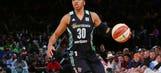 Lynx sign veteran guard Tanisha Wright