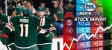 Wild's Parise heating up down the stretch