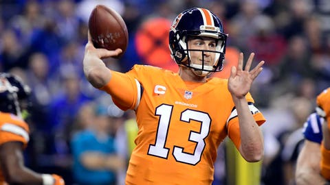 Quarterback Trevor Siemian traded to Vikings