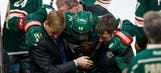 Wild's Spurgeon out at least 4 weeks with partially torn hamstring