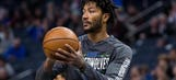 Who is new Wolves guard Derrick Rose?