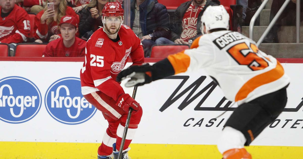 Red Wings' Mike Green to have surgery on cervical spine