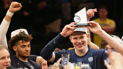 Michigan Basketball ranked No. 7 in AP; No