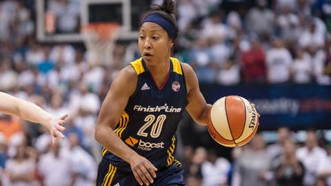 Mercury Make Trades, Lynx Acquire 3-Time All Star Danielle Robinson