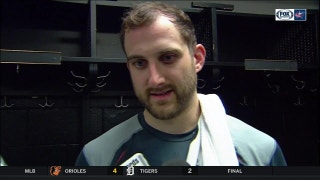 Nick Foligno commends young Blue Jackets' perseverance in OT win
