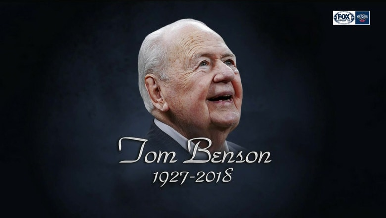 Remembering Pelicans & Saints owner Tom Benson