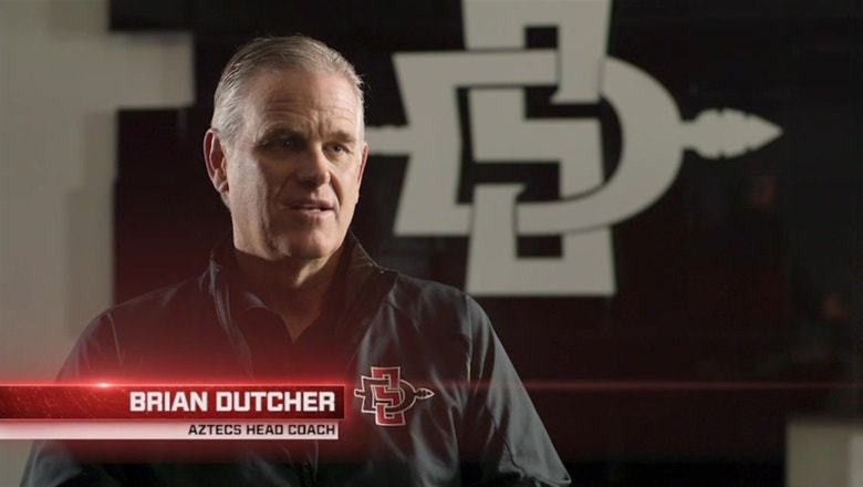 Coach Dutcher previews the round one matchup against Houston