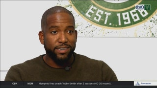 Former Bucks star Michael Redd reflects back