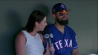 Rougned Odor: 'Forget about last year, focus on this year'