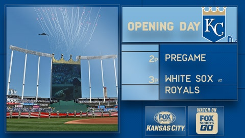 Matt Davidson: Cranks three home runs on Opening Day