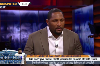 Do the Cowboys need to do more for Ezekiel Elliott off the field | Undisputed