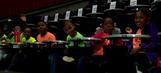 Mavericks star Harrison Barnes treats kids to screening of 'Black Panther'