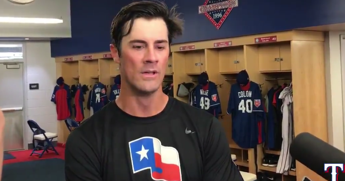 Cole Hamels on his performance after second spring training start