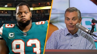 Colin Cowherd details why Jared Goff is the big winner if Ndamukong Suh lands in L.A.