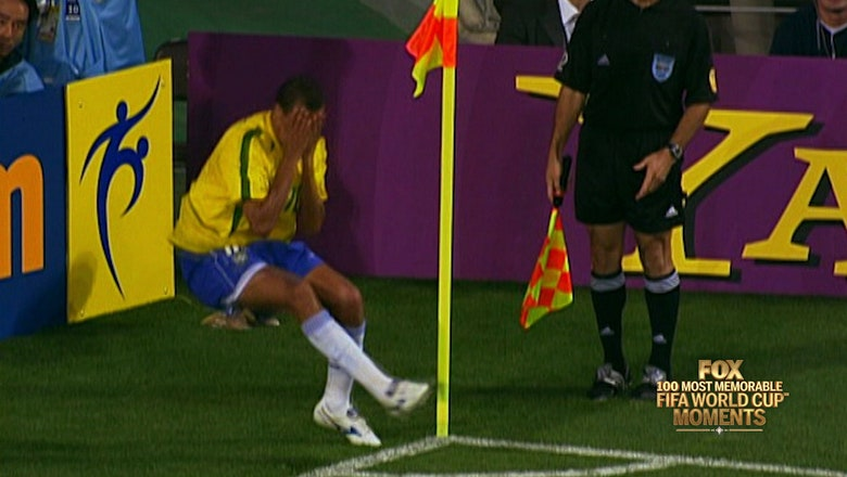 75th Most Memorable FIFA World Cup Moment: Rivaldo's Ridiculous Flop