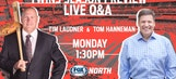 WATCH: Twins season preview Q&A