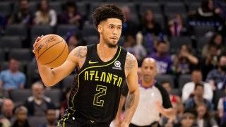 Hawks LIVE To Go: Hawks fall to Kings on emotional night