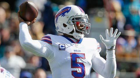 BROWNS GET: Tyrod Taylor