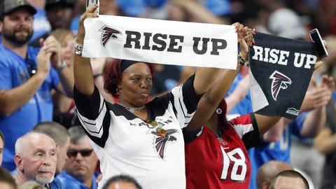 #26 Atlanta Falcons