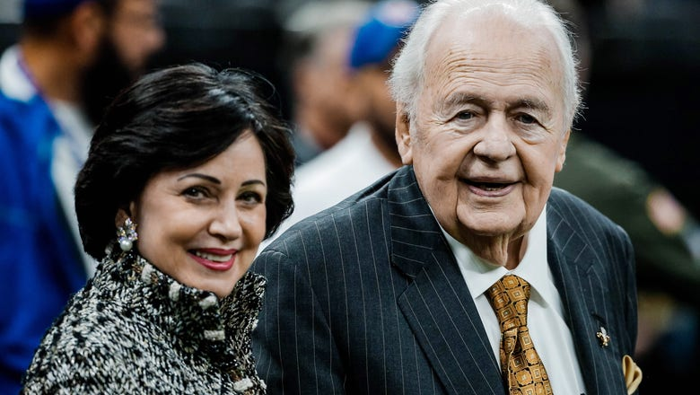 Twitter reacts to the passing of Saints, Pelicans owner Tom Benson