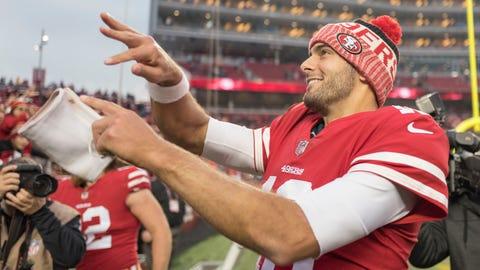 #9 San Francisco 49ers