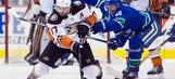 PREVIEW: Ducks, battling for playoff spot, host Canucks (6:30p, Prime Ticket)