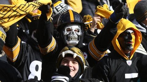 #28 Pittsburgh Steelers