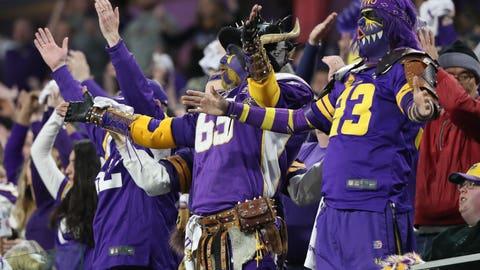 #30 Minnesota Vikings