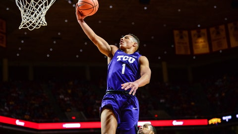 #6 TCU Horned Frogs vs. #11 Syracuse Orangemen/Arizona State Sun Devils