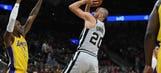 Spurs, Grizzlies looking to end losing streaks