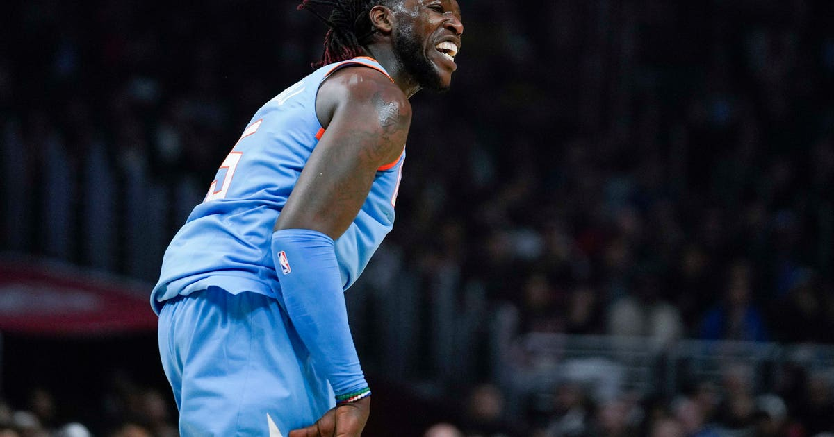 Clippers resign forward Montrezl Harrell to two-year deal
