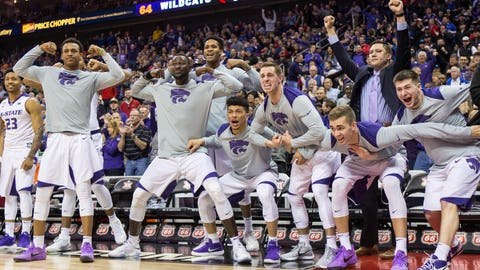 #8 Creighton Bluejays vs. #9 Kansas State Wildcats