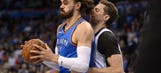 Adams may miss Thunder's meeting with Kings