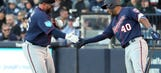 Hughes earns win in Twins' 2-1 win over Yankees