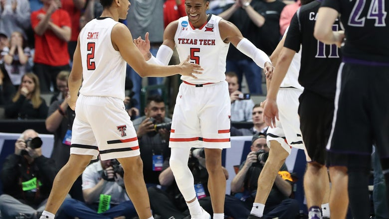 Texas Tech, Florida match up in second round