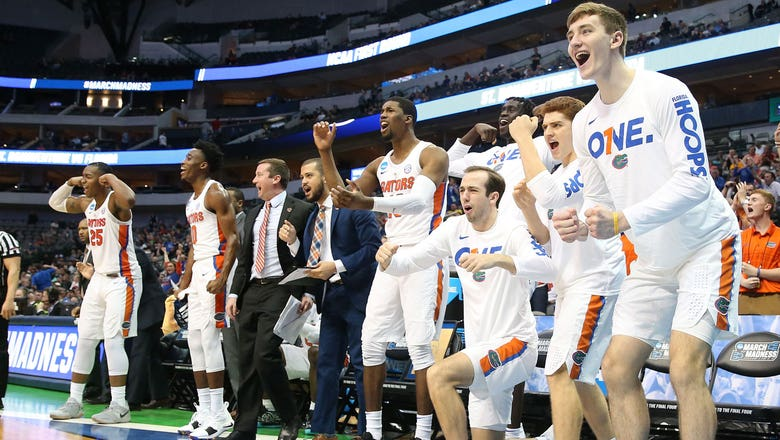 Florida blows past St. Bonaventure to move on to second round in NCAA Tournament