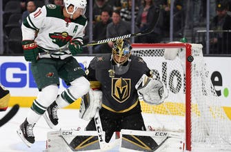 Wild to face Western Conference champion Vegas in 2018-19 home opener