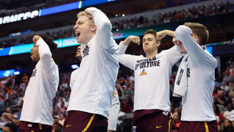 NCAA Tournament's Sweet 16 features unexpected field