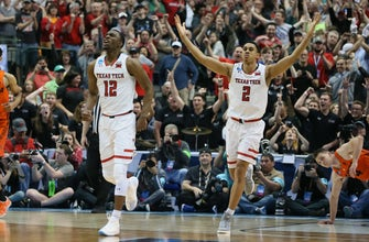 Images of PHOTOS: Texas Tech shipping up to Boston for the Sweet 16 after win over Florida