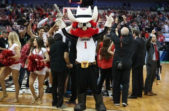 Images of Keenan Evans, Texas Tech to Sweet 16 after win over Florida