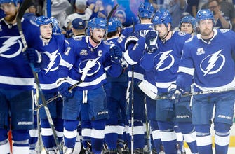 Lightning overcome 3-goal deficit and complete epic comeback