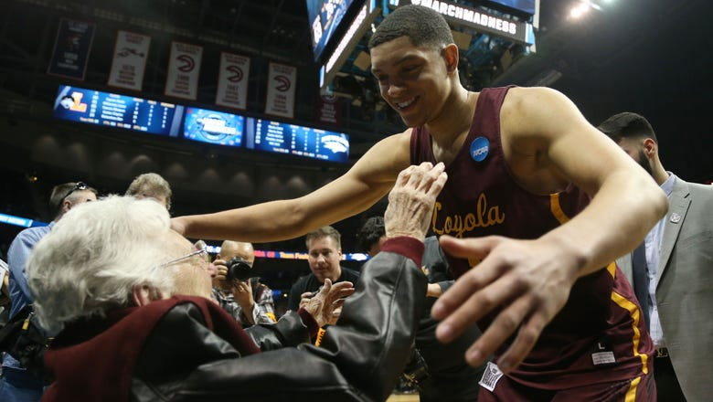 Loyola-Chicago continues to be the talk of college basketball