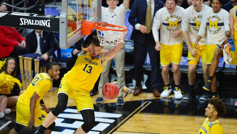 Michigan rolls Texas A&M, is peaking at the right time