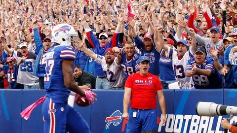 #22 Buffalo Bills (Via Kansas City Chiefs)