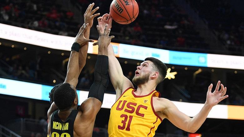 USC dominates Oregon in Pac-12 Tournament semifinal