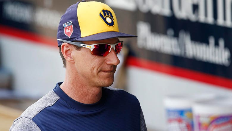 Brewers' Counsell named finalist for NL Manager of the Year