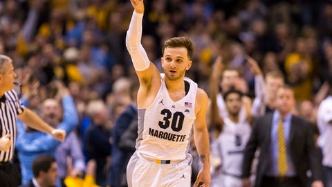 Marquette basketball (↑ UP)